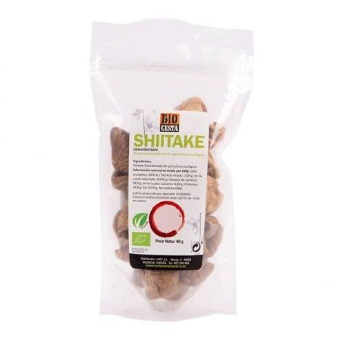shiitake ecologico deshidratado arat natura 40gr