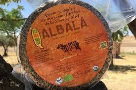 Queso Manchego con Hierbas de la Sierra y Miel Ecologico