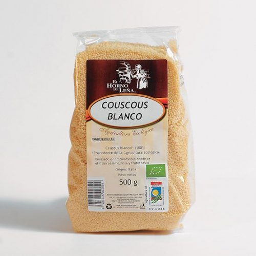 couscous blanco bio