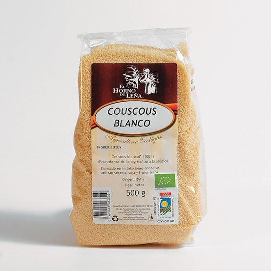 couscous blanco bio