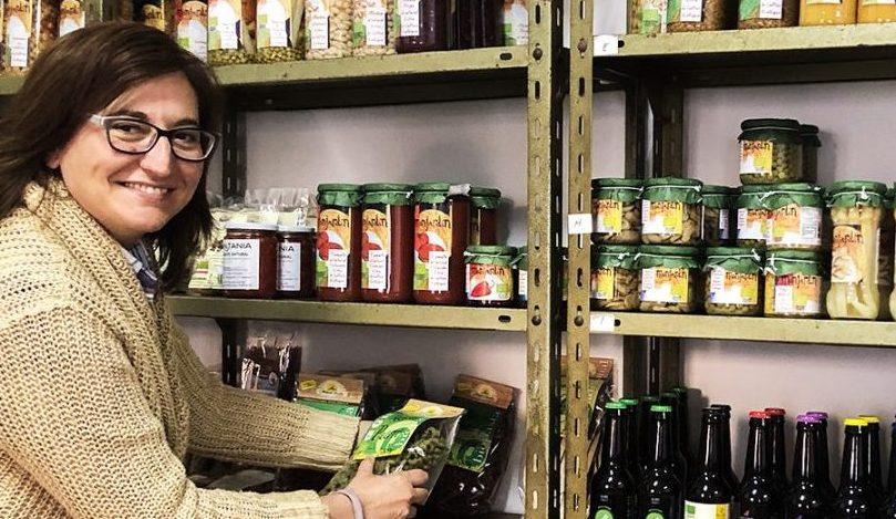 dulcinea en el almacen de biofood