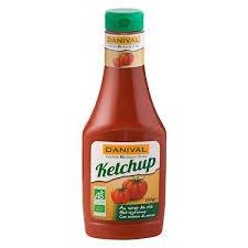 ketchup sin azucar ecologico