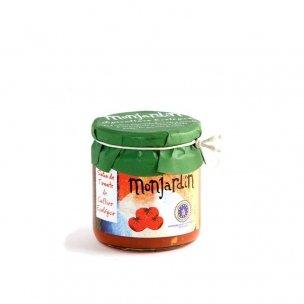 salsa de tomate frito ecologico certificado