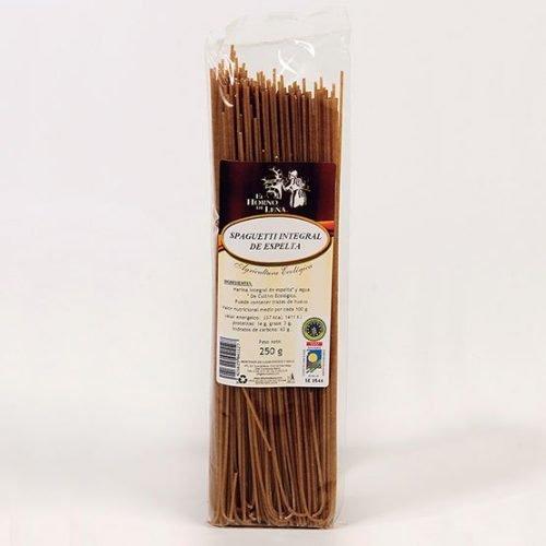 spaghetti de espelta bio