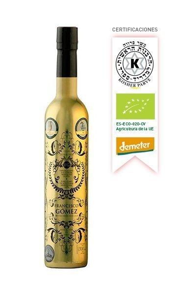 Aceite de Oliva Virgen Extra Biodinamico Sourmet Serrata GOLD