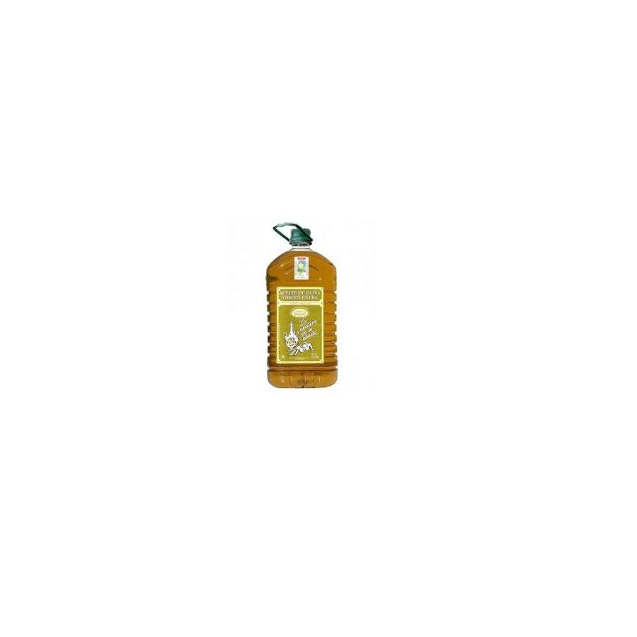 Aceite de Oliva Virgen Extra la aceitera de la abuela mezcla envase PET 5L