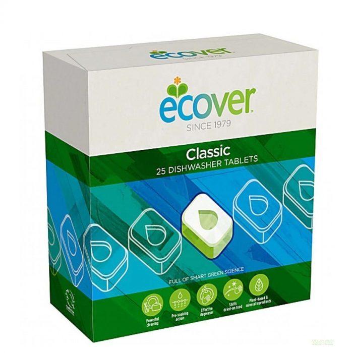 Ecover Tabletas Lavavajillas Classic