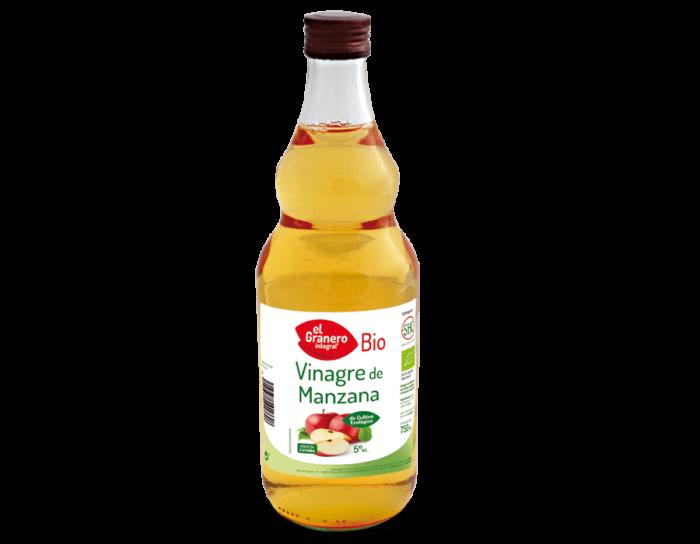 Vinagre de manzana bio