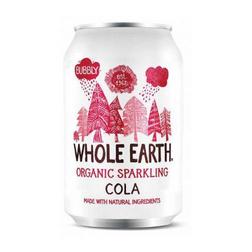 Whole Earth refresco de cola sin azucar 33cl