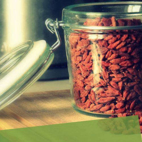 Semillas, Bayas y Frutos Secos