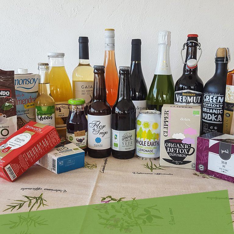bebidas biofood