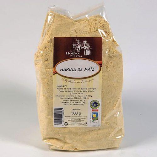 harina de maiz ecologica
