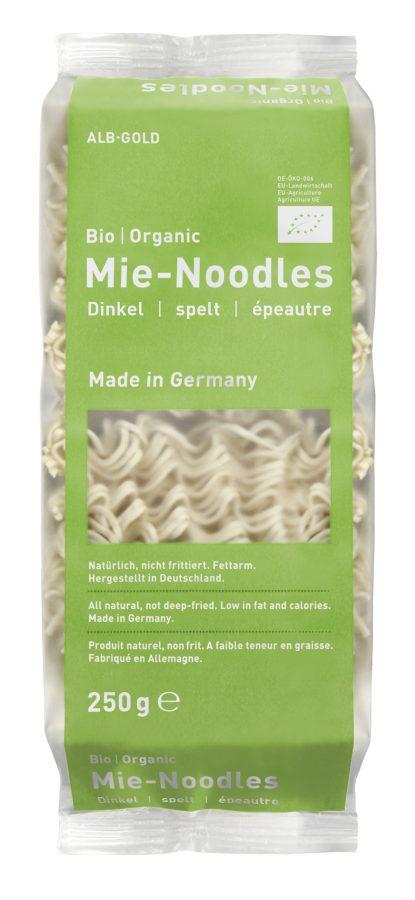 noodles de trigo espelta ecologicos