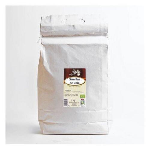 semillas de chia bio 250g granel sin plasticos