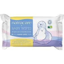toallitas higiene infantil algodon bio natracare