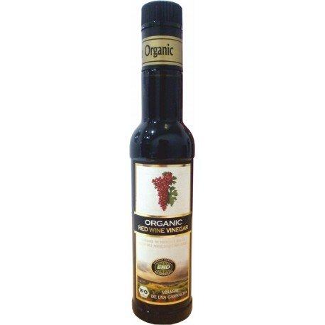 vinagre de vino tinto bio