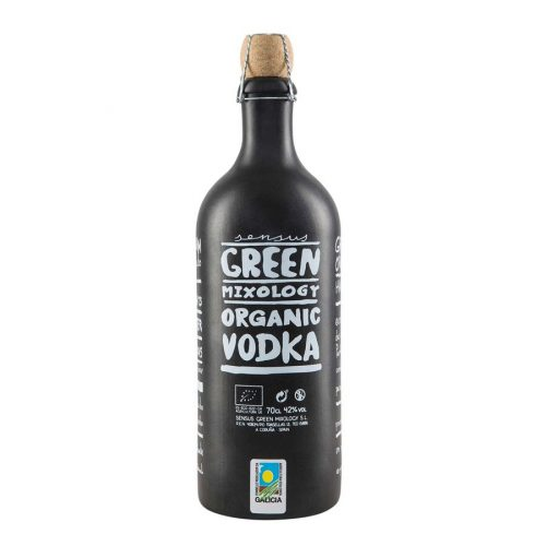 Green Mixology organic vodka 70cl