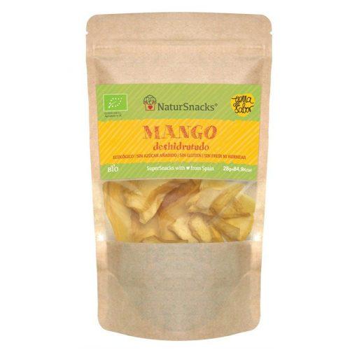 Natursnacks CHIPS Bio Mango 28gr