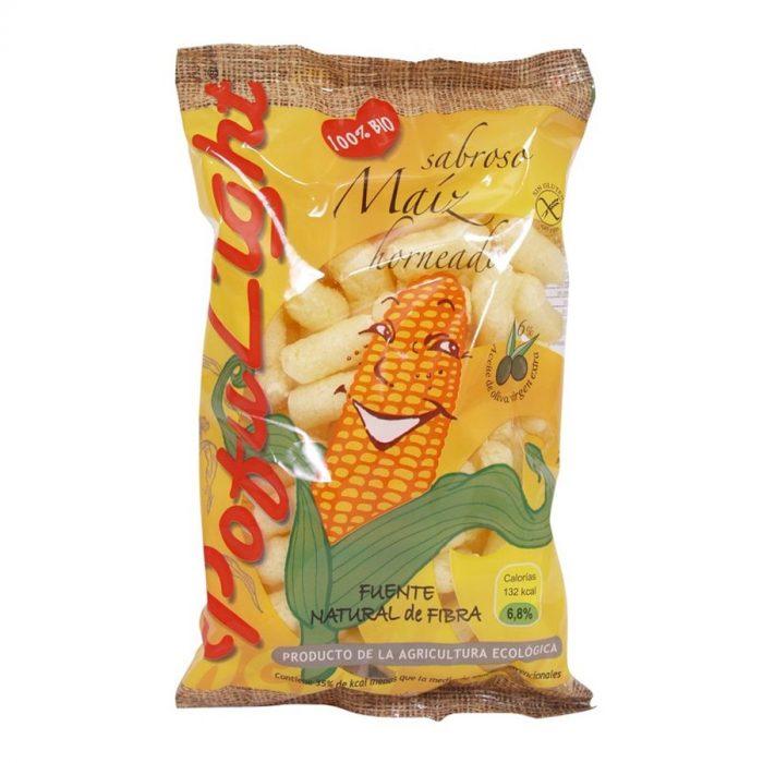 Pofulight ganchitos maiz horno 38gr