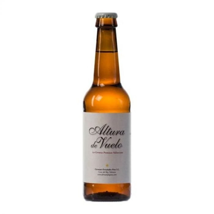 bdga fernandez pons cerveza altura de vuelo 33cl