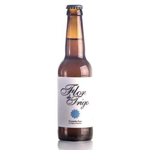 bdga fernandez pons cerveza flor de trigo 33cl