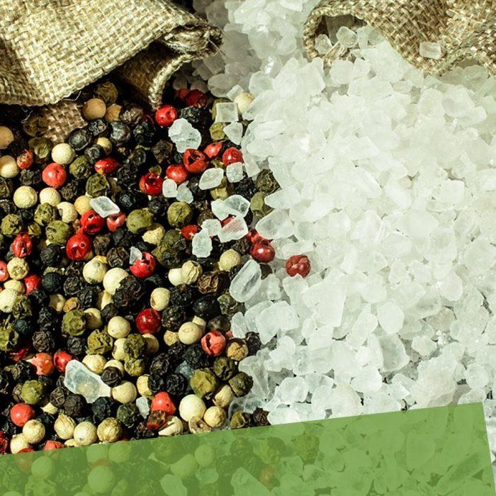 Hierbas aromáticas y Condimentos