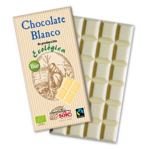 sole chocolate blanco 100gr