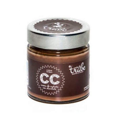 souto da trabe crema de castana con chocolate 250gr