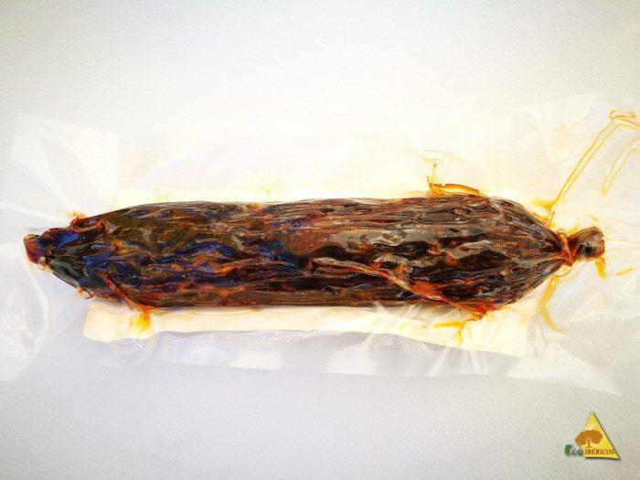 Morcilla bio iberica de bellota Ecoibericos Jabugo back