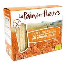 Pan de Flores ecologico trigo sarraceno y quinoa sin gluten
