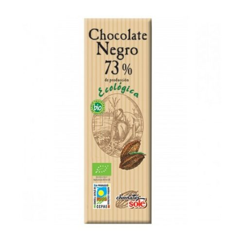Sole barrita chocolate negro 73 25gr
