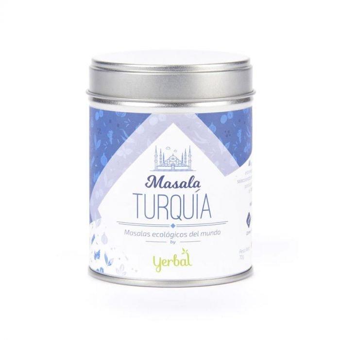 Yerbal masala turquia ecologico 70gr