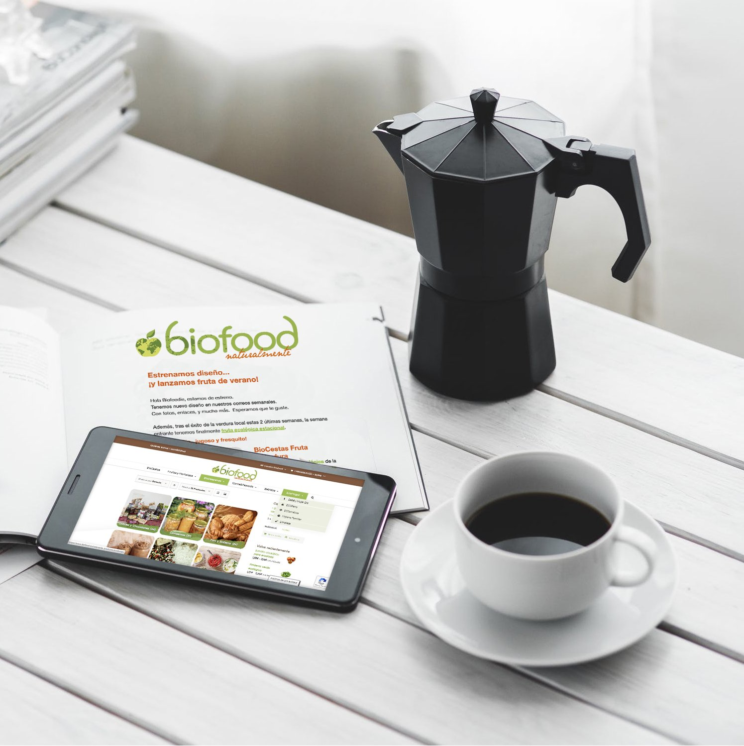 biofood newsletter
