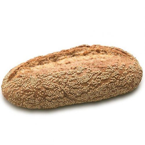 hogaza bio de masa madre eco granos de espelta y quinoa