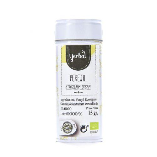 yerbal perejil ecologico lata 15gr