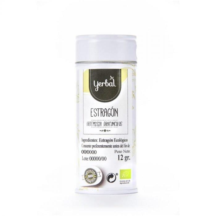 estragon bio yerbal lata 12g