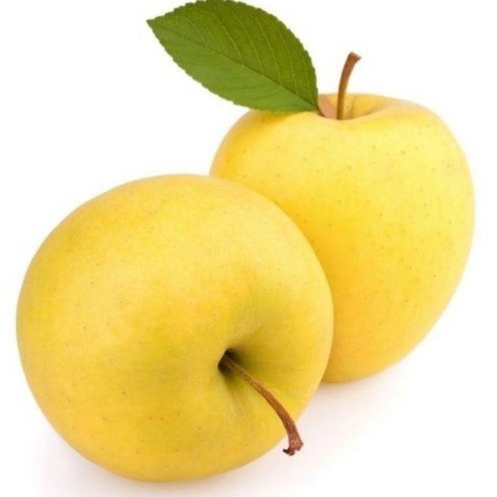 manzana golden ecologico de primera