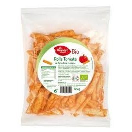 nachos ecologicos rolls con tomate el granero bio 125g