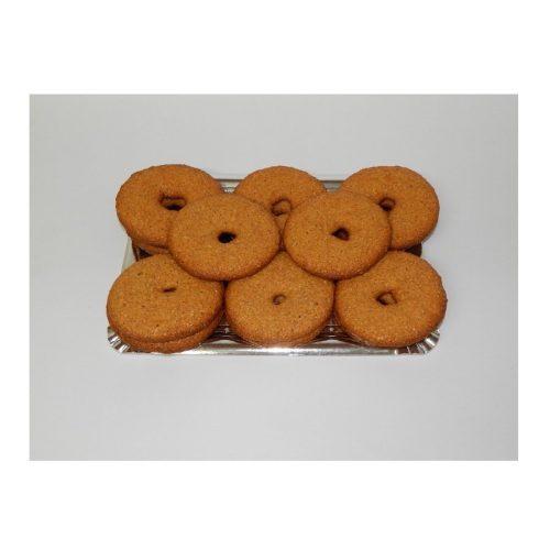 rosquillas tradicionales bajas en azucar