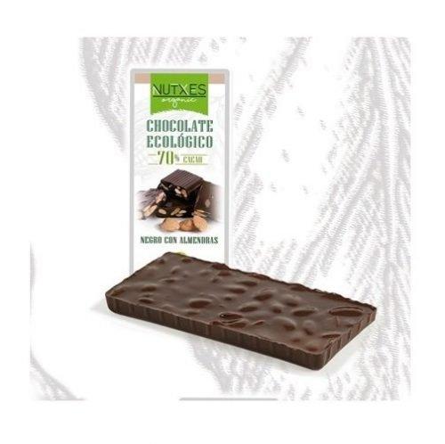 Chocolate negro bio con Almen