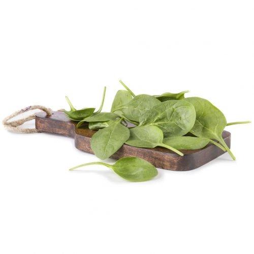Brotes de Espinaca tierna bio