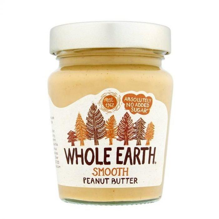 Mantequilla de cacahuete ecologica cremosa y sin aceite de palma