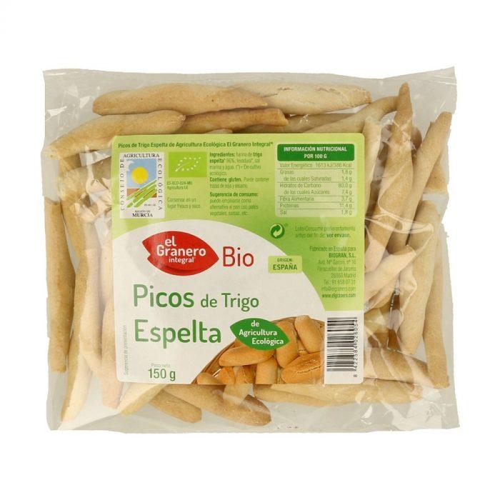 picos-de-espelta-ecologica-con-aceite-de-oliva-el-granero-bio-150-g
