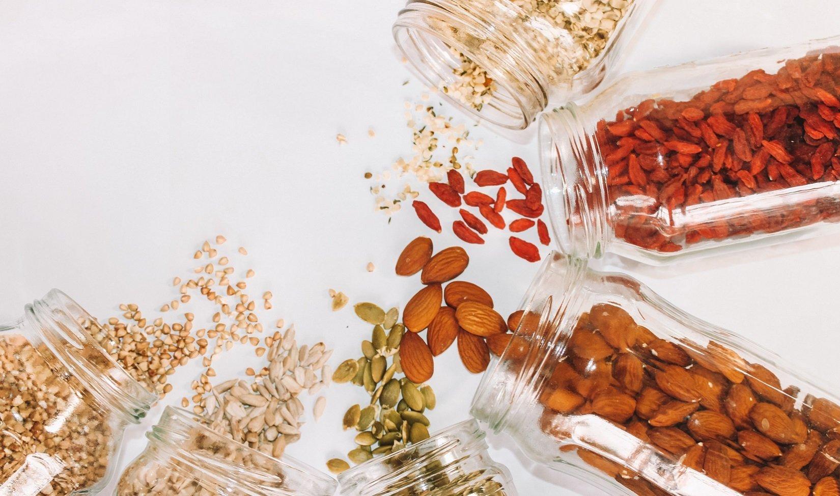 semillas bio y frutos secos ecologicos
