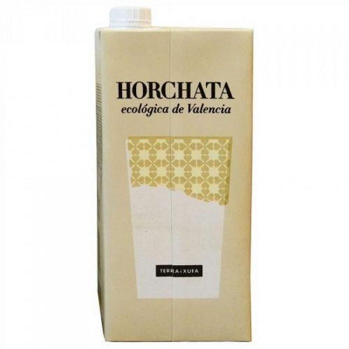 Horchata Valenciana bio Terra I Xufa 1Litro