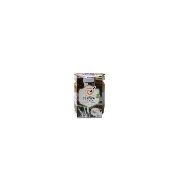 Untable ecologico de chufa y jengibre Tiggy 230g