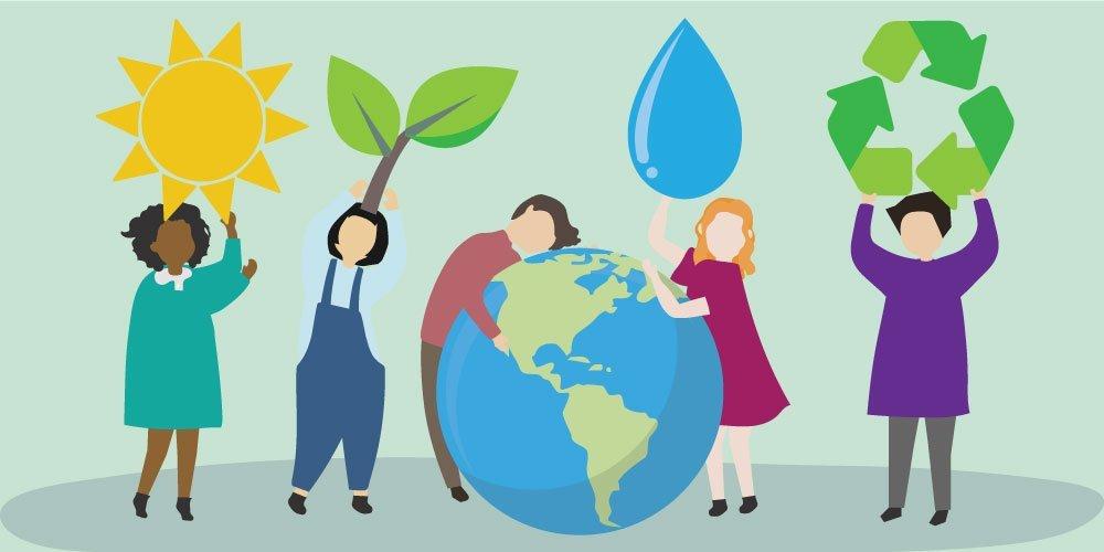 logo dia mundial del medio ambiente