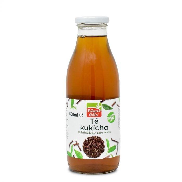 Te Kukicha en botella bio La Finestra 500ml