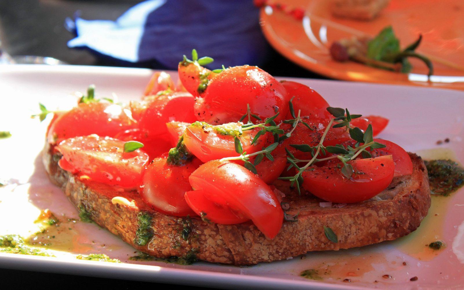 to biosta de tomate cherry