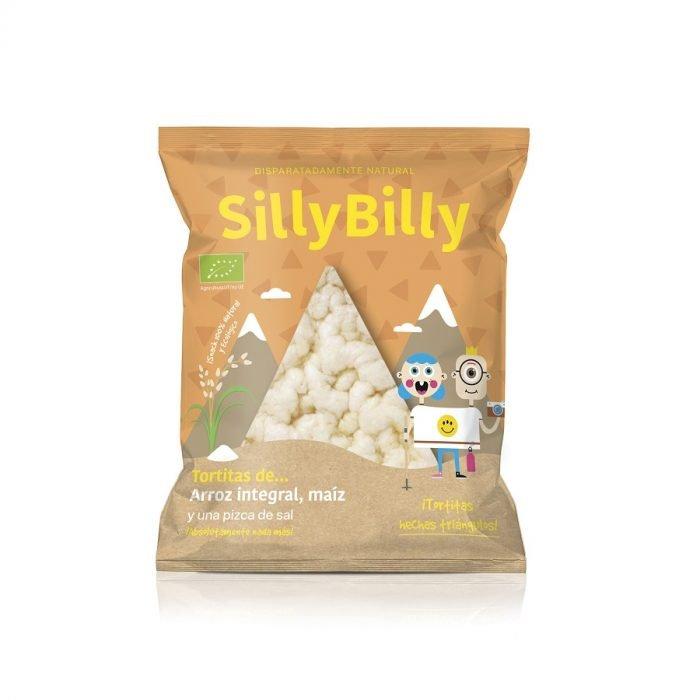 Triangulos Bio Arroz Integral y Negro_30g_SillyBilly